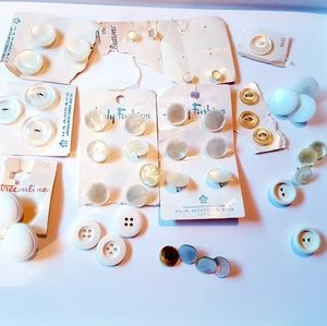 Vintage Buttons Variety Pack